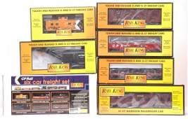 2281 MTH 307009 CP Rail SixCar Set MINT Boxed