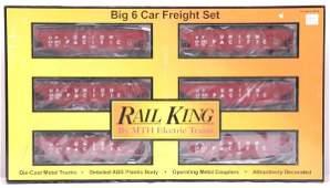 2292 MTH 307521 UP Hopper 6 Car Set MINT Boxed