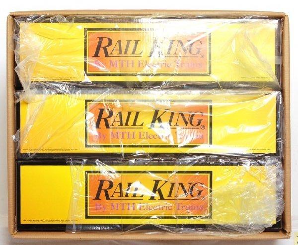 22: MTH Rail King 30-1056 Hi-Tension 3-piece set X3