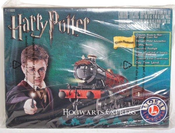 23: Lionel 11020 Harry Potter Hogwarts Express Mint