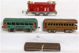577 American Flyer standard gauge loco more