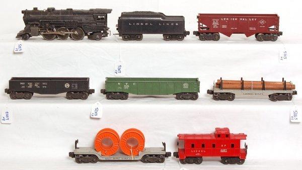5003: Lionel 2025, tender, 6462, 2411, 6561, 2452, more
