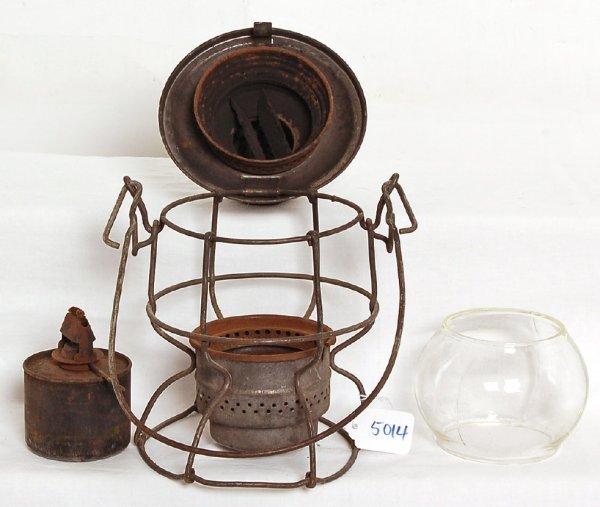 5014: New York Central System Adlake Kero lantern