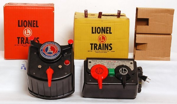 19: Great looking Lionel type KW and TW in OB