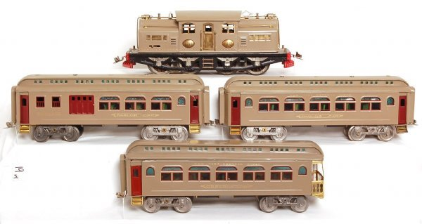 819: Lionel prewar standard gauge 402, 418, 419, 490