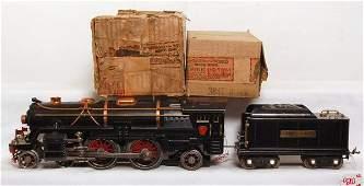 920: Nice Lionel prewar 392E steam loco, tender OB