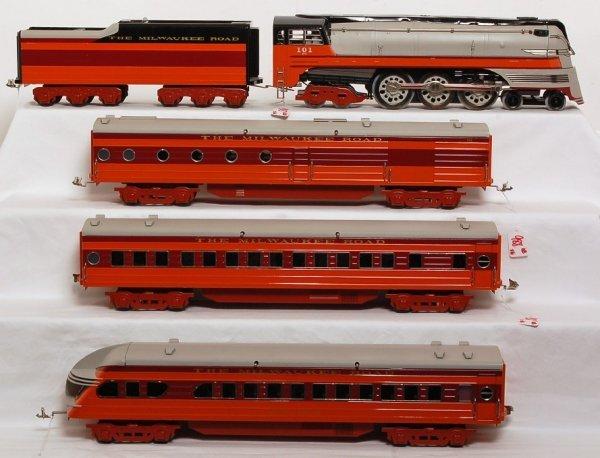 988: Lionel standard gauge Hiawatha six piece train set - 2