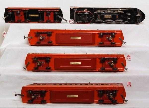 988: Lionel standard gauge Hiawatha six piece train set - 3