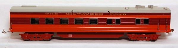 988: Lionel standard gauge Hiawatha six piece train set - 4