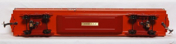 988: Lionel standard gauge Hiawatha six piece train set - 6