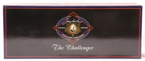 2087: Lionel 28099 JLC Series UP Challenger MINT Boxed