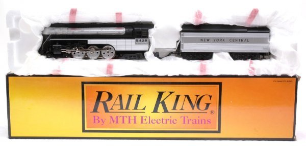 3: MTH 30-1143-0 NYC Empire State Express MINT Boxed