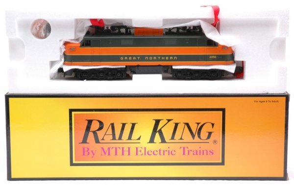 5: MTH 2171-1 Great Northern EP-5 Electric MINT OB