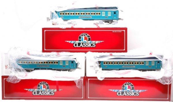 213: Lionel Classic 13408 Blue Comet Pass Set MINT OB