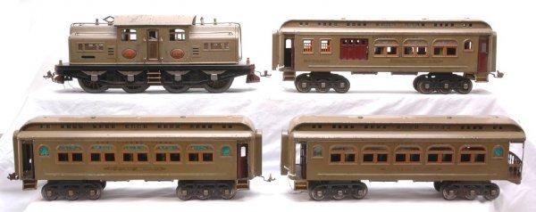 385: Lionel Mojave Passenger Set 403E 419 418 490