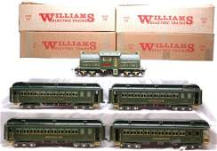 398: Williams Repro of Lionel Green State Set Boxed