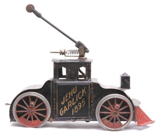 1200: Jehu Garlick Electric 1895 Electric Locomotive