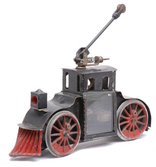 1200: Jehu Garlick Electric 1895 Electric Locomotive - 2