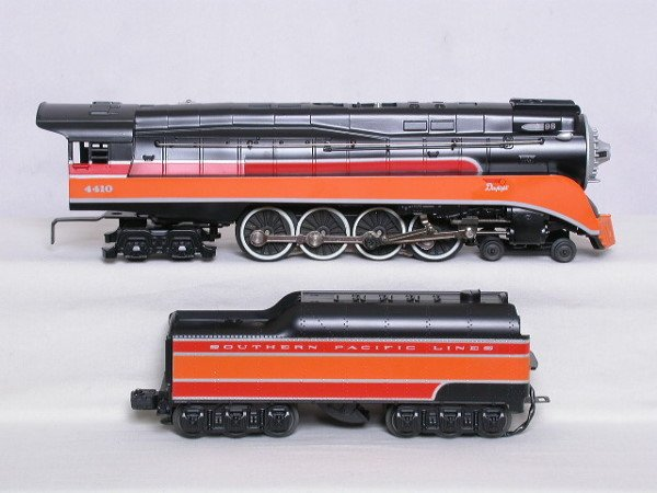 3: Lionel 18007 Southern Pacific GS-2 4-8-4, OB