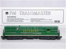 16: Weaver? SA-1007 Southern Railway Train Master, OB