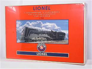 Lionel 18063 black NYC Commodore Vanderbilt 4-6-4