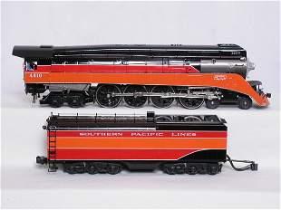 Weaver 3-rail Southern Pacific GS-2 4-8-4 4410