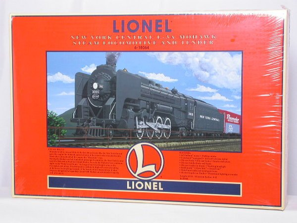 23: Lionel 18064 New York Central Mohawk 4-8-2, OB