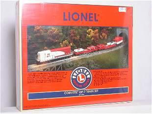 Lionel 11984 Corvette GP7 train set, OB