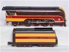 40: Weaver G1087-LP Union Pacific 'Forty-Niner' 4-6-2