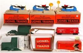 2032: Lionel 443, 470, 443, missile launching platforms