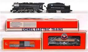 239: Lionel 18090, 52118 and 26027 in original boxes