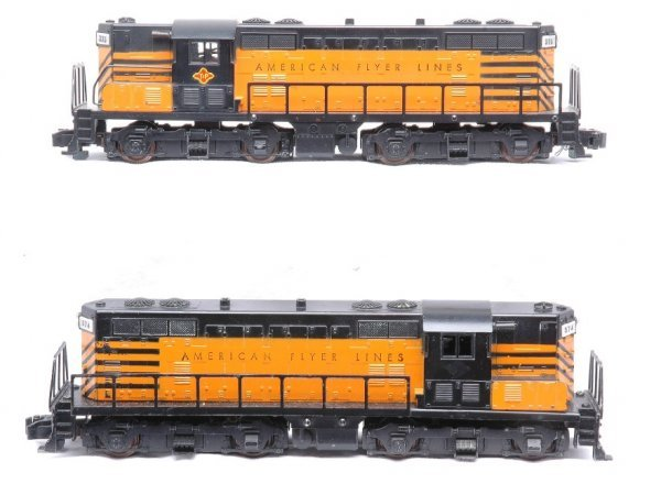 603: AF Texas and Pacific GP7 374 375 Dummy Units