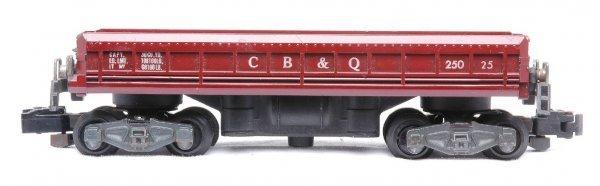 609: American Flyer 25025 CB and Q Dump Car
