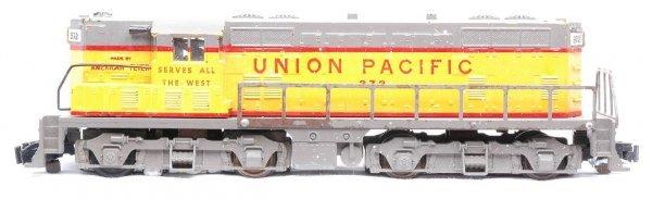 611: American Flyer 372 Union Pacific GP7 Diesel