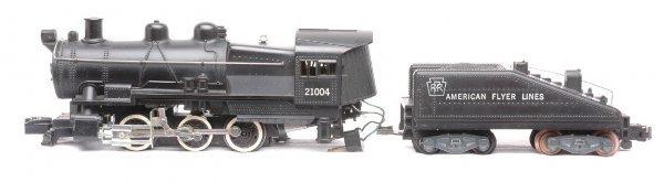 614: American Flyer 21004 PRR 0-6-0 Switcher Tender