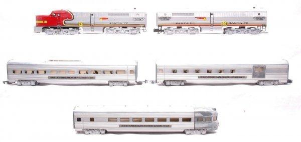 621: AF Santa Fe Aluminum Pass 360 364 660 662 663