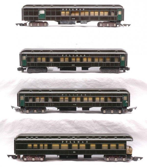 624: AF Green Pass Long Trucks 652 652 653 654