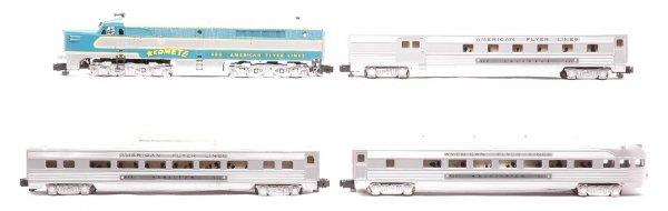 748: AF 466 Comet 960 962 963 Passenger Set