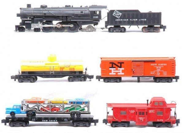 759: AF 21085 24328 25082 24566 24634 Freight Set