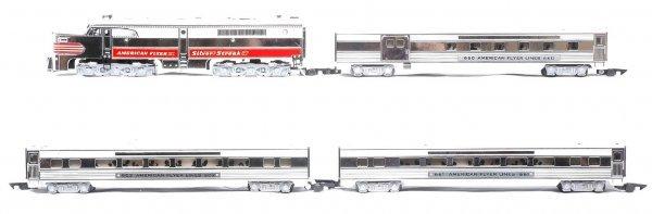 760: AF Silver Streak 405 Diesel 660 661 502 Pass LN