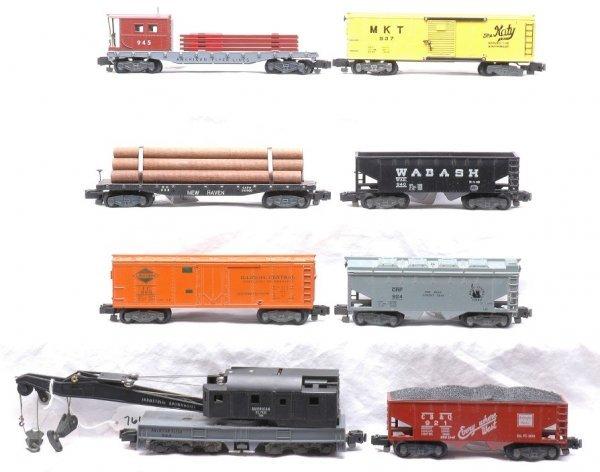 766: AF Freight Cars 921 923 924 928 937 940 944 945