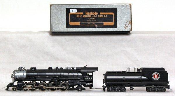 801: Tenshodo Great Northern 4-8-2 class P-2 w/tender