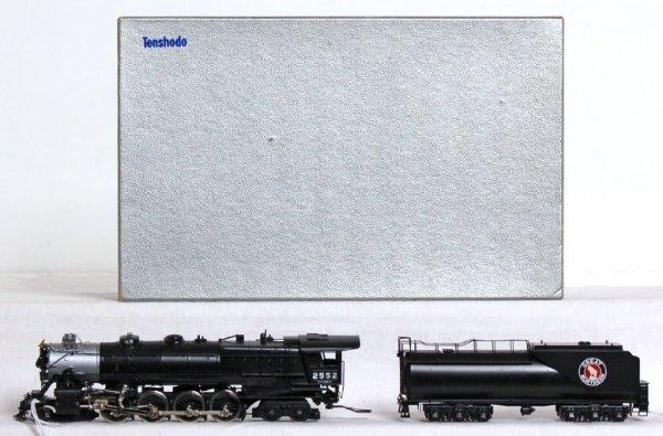 817: Tenshodo brass GN 4-8-4 class S-1 in OB
