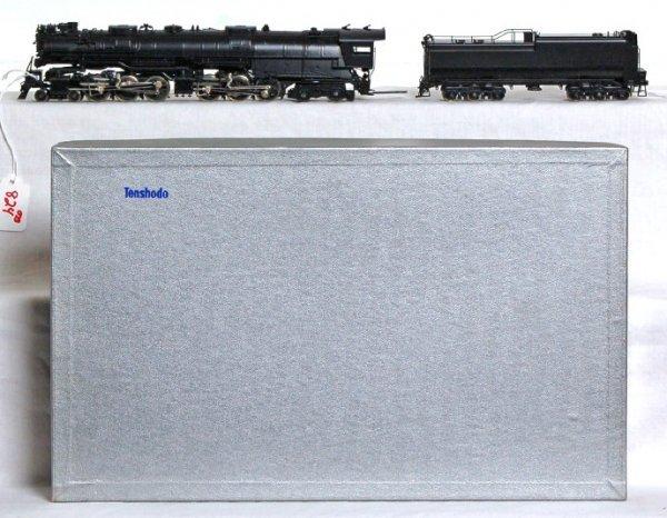 824: Tenshodo brass 4-6-6-4 loco and tender class Z-6