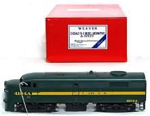 1106: Weaver C&NW FA-2 A unit in OB