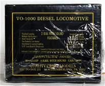 1367: Weaver Gold Edition U.P. VO-1000 diesel w/sound