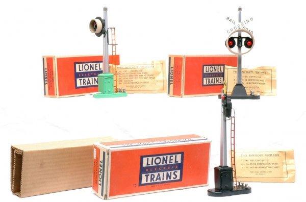 2003: Lionel 151 Semaphore 153 154 Signals MINT Boxed