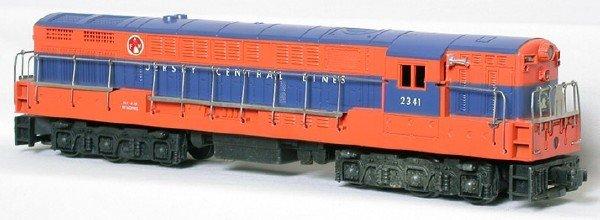 1405: Repro Lionel 2341 Jersey Central Train Master