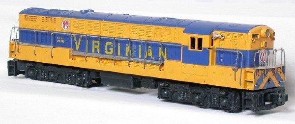 1413: Lionel 2322 Virginian Train Master