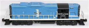 Lionel 2359 Boston Maine GP9 diesel, nice!